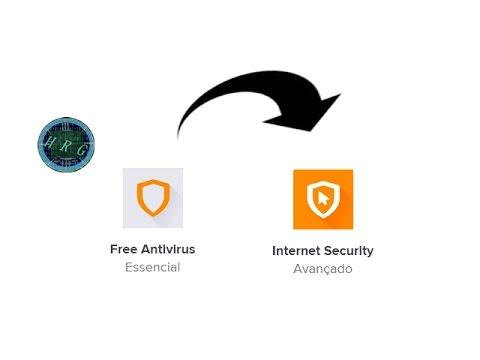 Serial Key Para Atualizar Avast Fre Para Internet Security ...